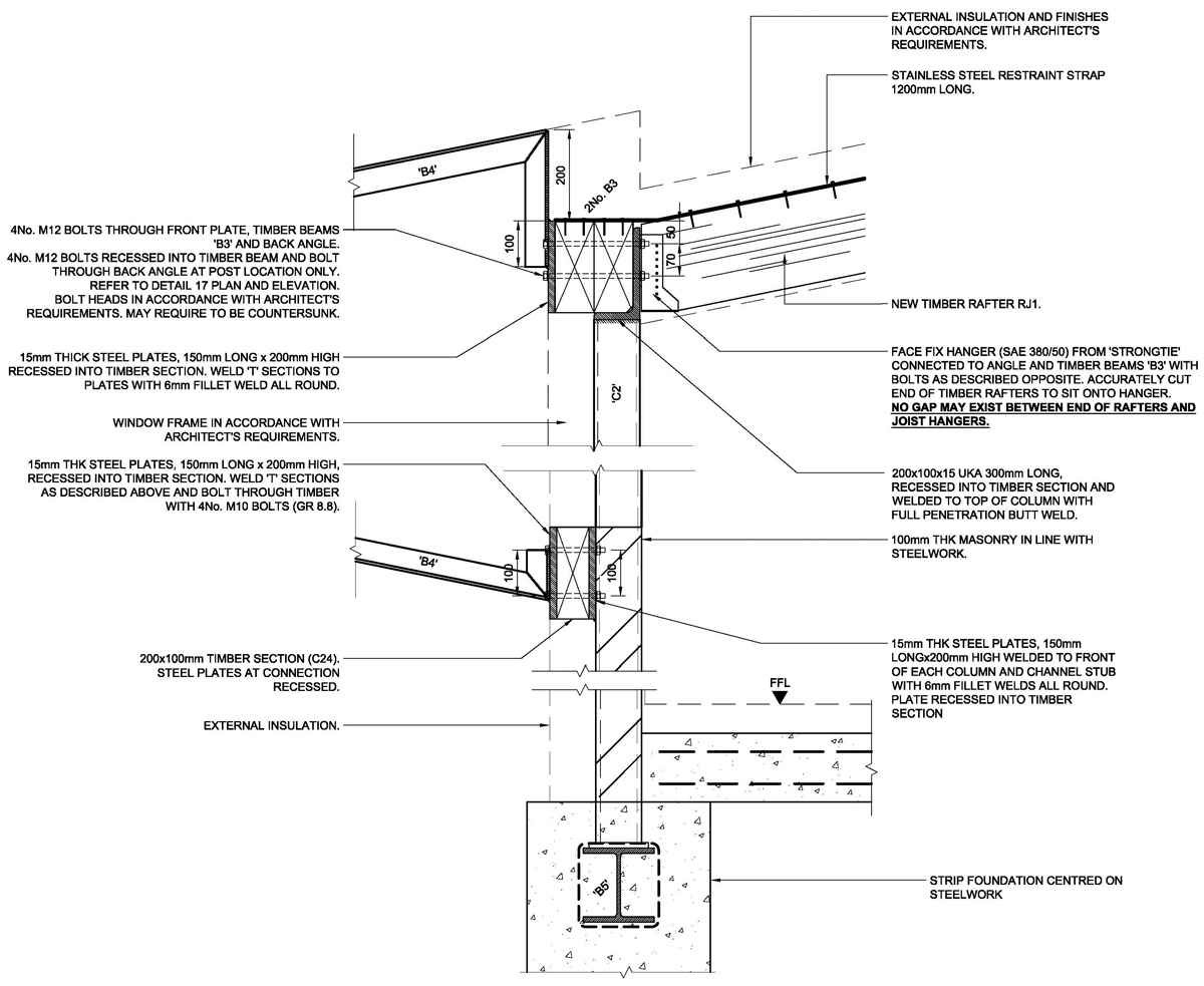 Structural Timber Extension Structuremode